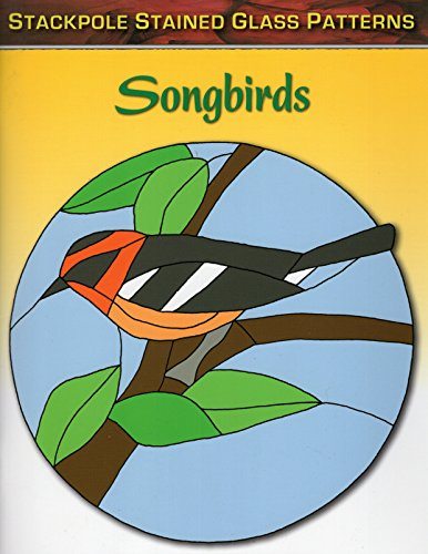 Songbirds (Stained Glass Patterns)