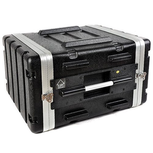 Stagg ABS-6U Rack Case für 6-Units-Rack