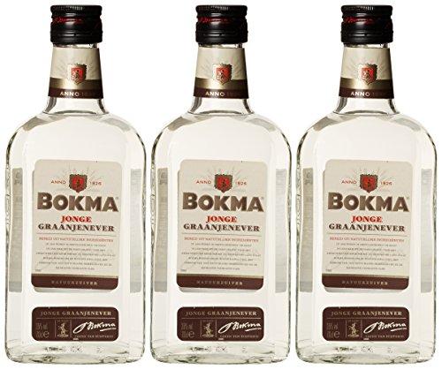 Bokma Jonge Genever (3 x 0.7 l)