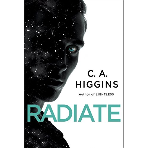 Radiate audiobook cover art