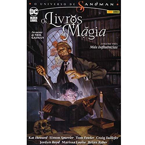 O Universo De Sandman: Os Livros Da Magia Vol. 3
