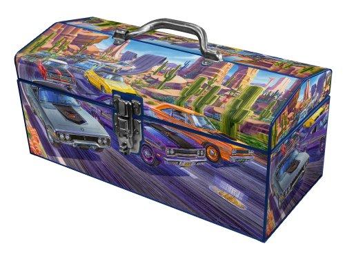 Sainty Art Works 24-028 Beep Beep Art Deco Tool Box