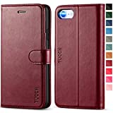 TUCCH iPhone SE 2020 Wallet Case, iPhone 8 Case, iPhone 7 PU...