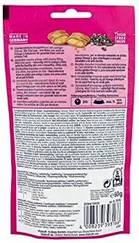 Vitakraft Crispy Crunch Canard et Baies d'Aronia - Friandises pour Chat - Lot de 8 Paquets de 60g