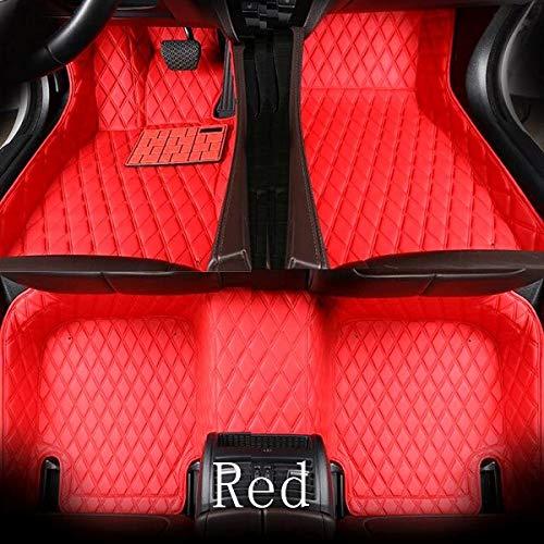 N/A Auto Styling tapijt vloerbedekking auto vloermat, voor Buick Enclave Encore Envision Lacrosse rek Excelle GT 5D