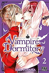 Vampire Dormitory Edition simple Tome 2