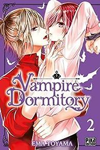 Vampire dormitory, tome 2 par Ema Toyama