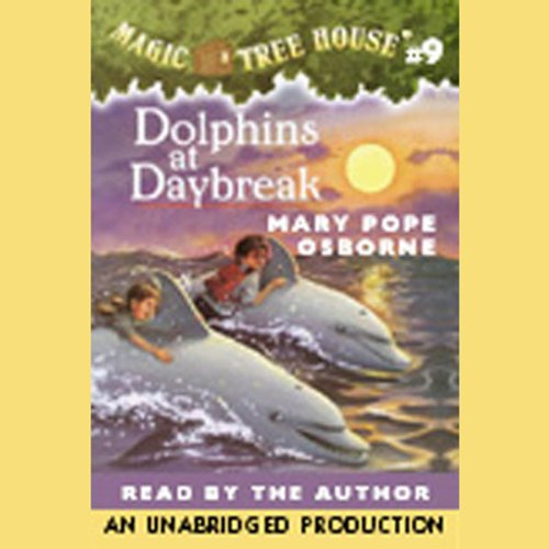 Dolphins at Daybreak audiobook cover art