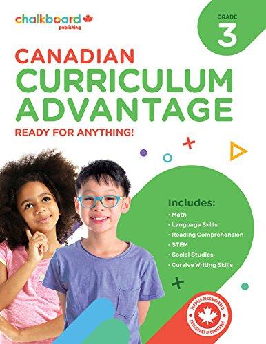 CANADIAN CURRICULUM ADVANTAGE 3