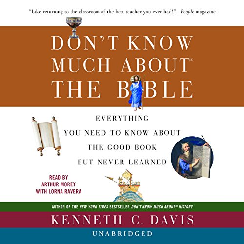 Don't Know Much about the Bible  By  cover art
