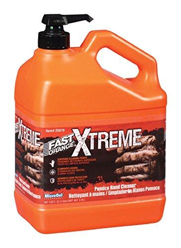 Permatex 25618 Fast Orange Xtreme Hand Cleaner, 1 gallon
