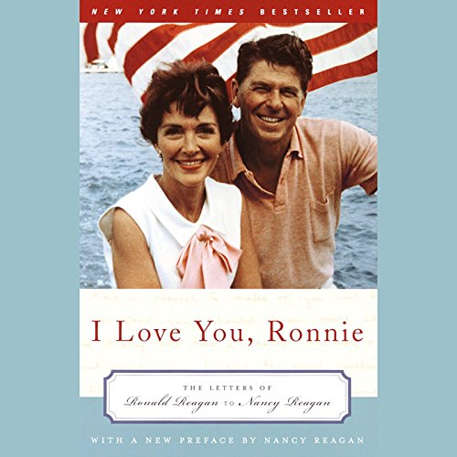 I Love You, Ronnie audiobook cover art