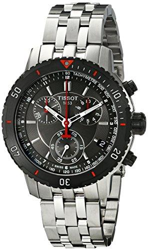 Tissot T067.417.21.051.00 - Reloj de hombre de cuarzo gris