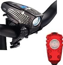 NiteRider Lumina 700 and Solas Combo USB Rechargeable Bike Lights