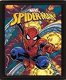 Funko Pop! - Poster 3D Spider-Man Costume Blast, Marvel (Xbox)