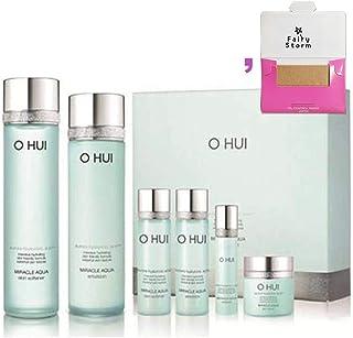 [オフィ/O HUI]韓国化粧品LG生活健康/O HUI MIRACLE AQUA SPECIAL 2EA SET/ミラクルアクア 2種セット+[Sample Gift](海外直送品)