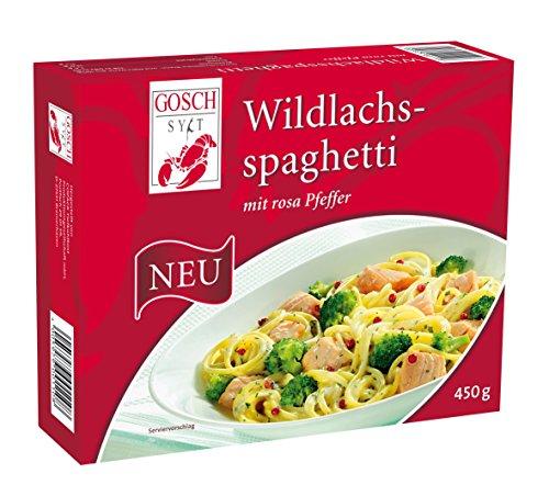 GOSCH - Wildlachsspaghetti 450 g
