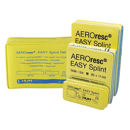 AEROresc® EASY Splint Set Gelb
