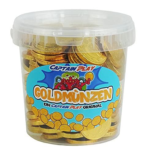 Captain Play -   Goldmünzen