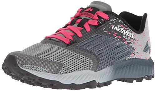 Merrell Allxa0Outxa0Crushxa02, Black Ash, 7 M US