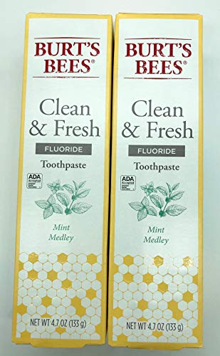 Burts Bees Purely White Fluoride Free Toothpaste Reviews