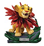 Beast Kingdom Toys MC-012 Estatua Simba 31 cm. El Rey León Disney. Master Craft