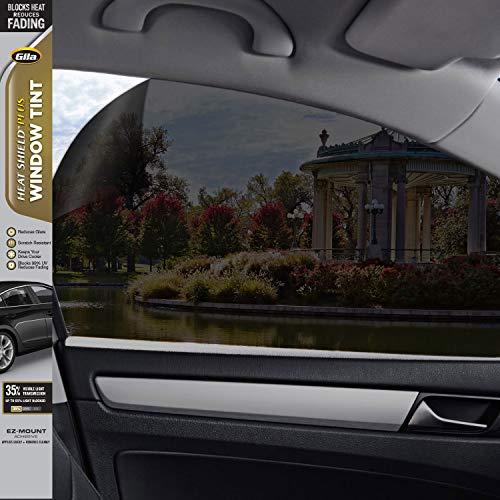 Gila USS46 Heat Shield Plus 35% VLT Automotive Window Tint DIY Extra Heat Control Glare Control 2ft...