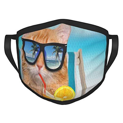 Gafas de sol Cat Mouth para hombre y mujer, antitranspirables, absorbentes,...