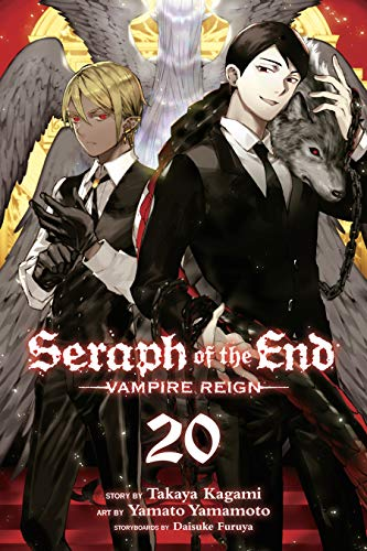 Seraph of the End, Vol. 20: Vampire Reign (English Edition)