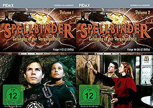 Zwei Welten - Staffel 1 / Spellbinder - Series 1 - 4-DVD Set ( )