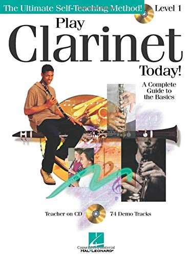 Play Clarinet Today! Beginner's Pack: Book/CD/DVD Pack