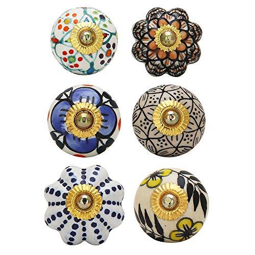 Pomos y Tiradores Vintage - Perillas Decorativas
