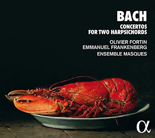 J.S. Bach: Konzerte für zwei Cembali BWV 1060-1062
