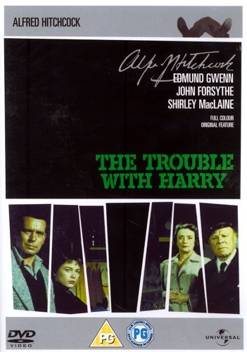 The Trouble With Harry [DVD] by John Forsythe