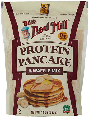Bob's Red Mill Protein Pancake & Waffle Mix, 397 g