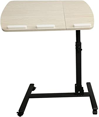 QYJpB Plegable portátil de la cama del escritorio Pequeña tabla ...