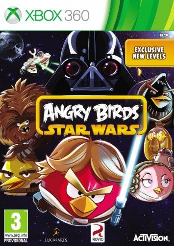 X360 ANGRY BIRDS STAR WARS