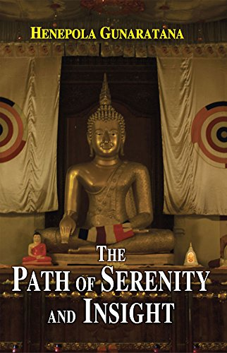 The Path of Serenity and Insight