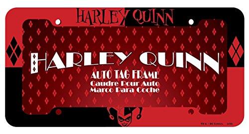 51HABIncZoL Harley Quinn License Plate Frames
