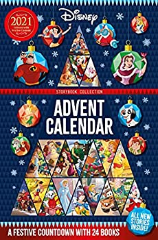 Disney  Storybook Collection Advent Calendar 2021