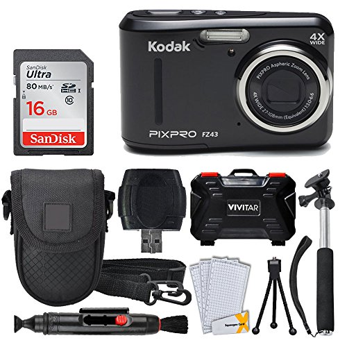 Kodak PIXPRO FZ43 16.15MP Digita...