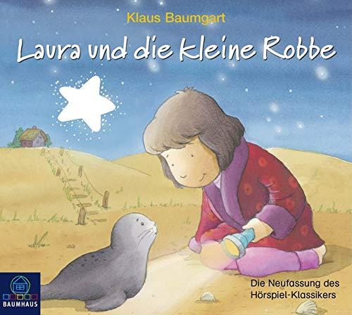 Laura und die kleine Robbe Titelbild