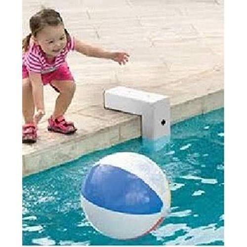 Kit de 2 alarmas para piscina + 2 silenciadores + 2 llaves magnéticas (cobertura 8 M x 16 M – 128 M2)