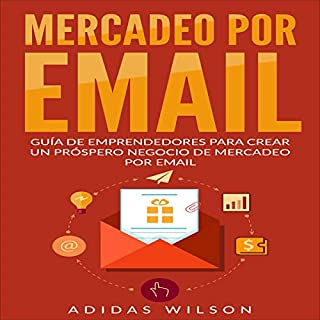 Mercadeo por Email [Email Marketing] audiobook cover art