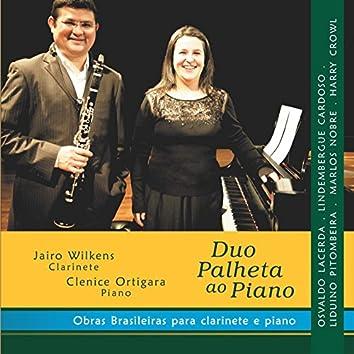 Obras Brasileiras para Clarinete e Piano (Duo Palheta Ao Piano)