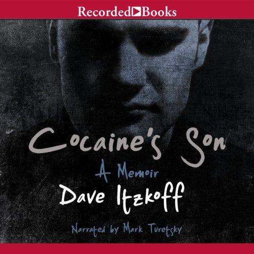 Cocaine's Son audiobook cover art