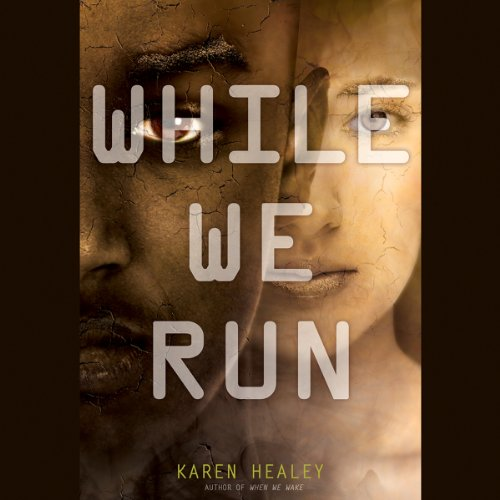 While We Run audiobook cover art