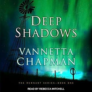 Deep Shadows audiobook cover art
