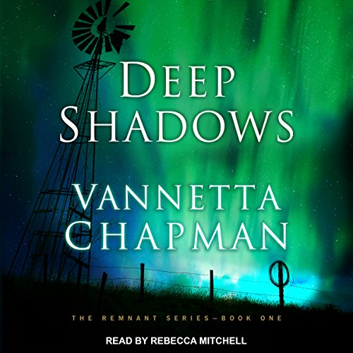 Deep Shadows audiobook cover art