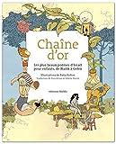 Chaîne d'or - Les plus beaux poèmes d'Israël pour enfants, de Bialik à Gefen